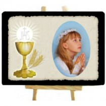Ardoise personnalise communion