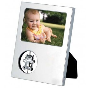 Cadre photo design motif ourson
