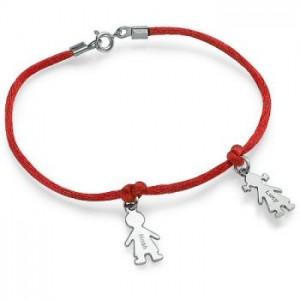 Bracelet charm enfant argent