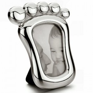 pied de bébé photo design