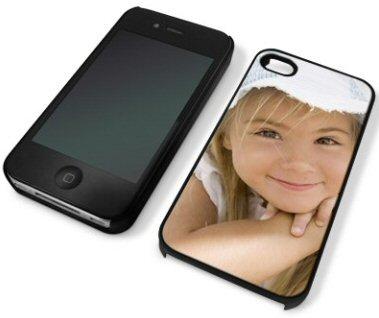 coque iphone imprimée avec une photo